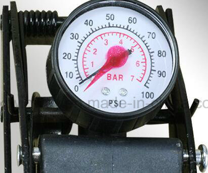 High Pressure Pump, Bicycle Parts, Foot Stype Pump