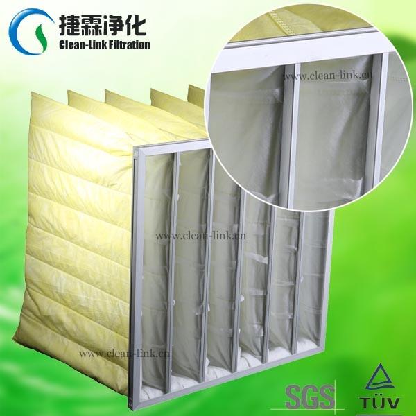 Medium Efficiency Pocket Air Filter Bag Filter
