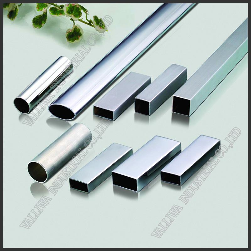 Steel Pipe (304, 316, 316L, 201, 202)