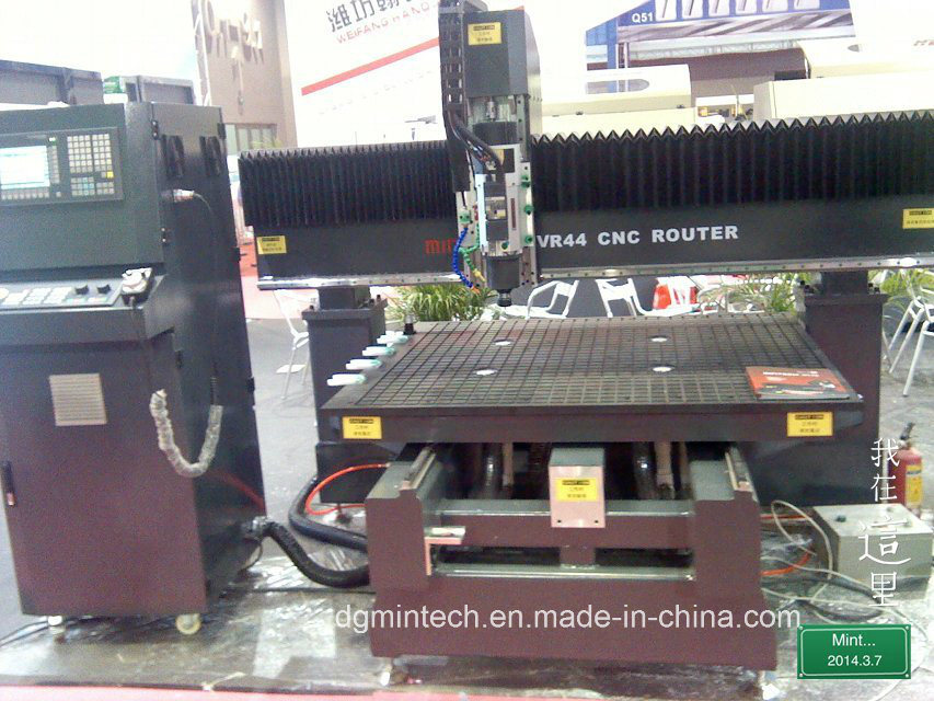 Wood Working CNC Router Machinery (Mintech VR44)