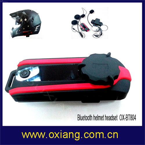 800m Motorcycle Helmet Bluetooth Intercom System