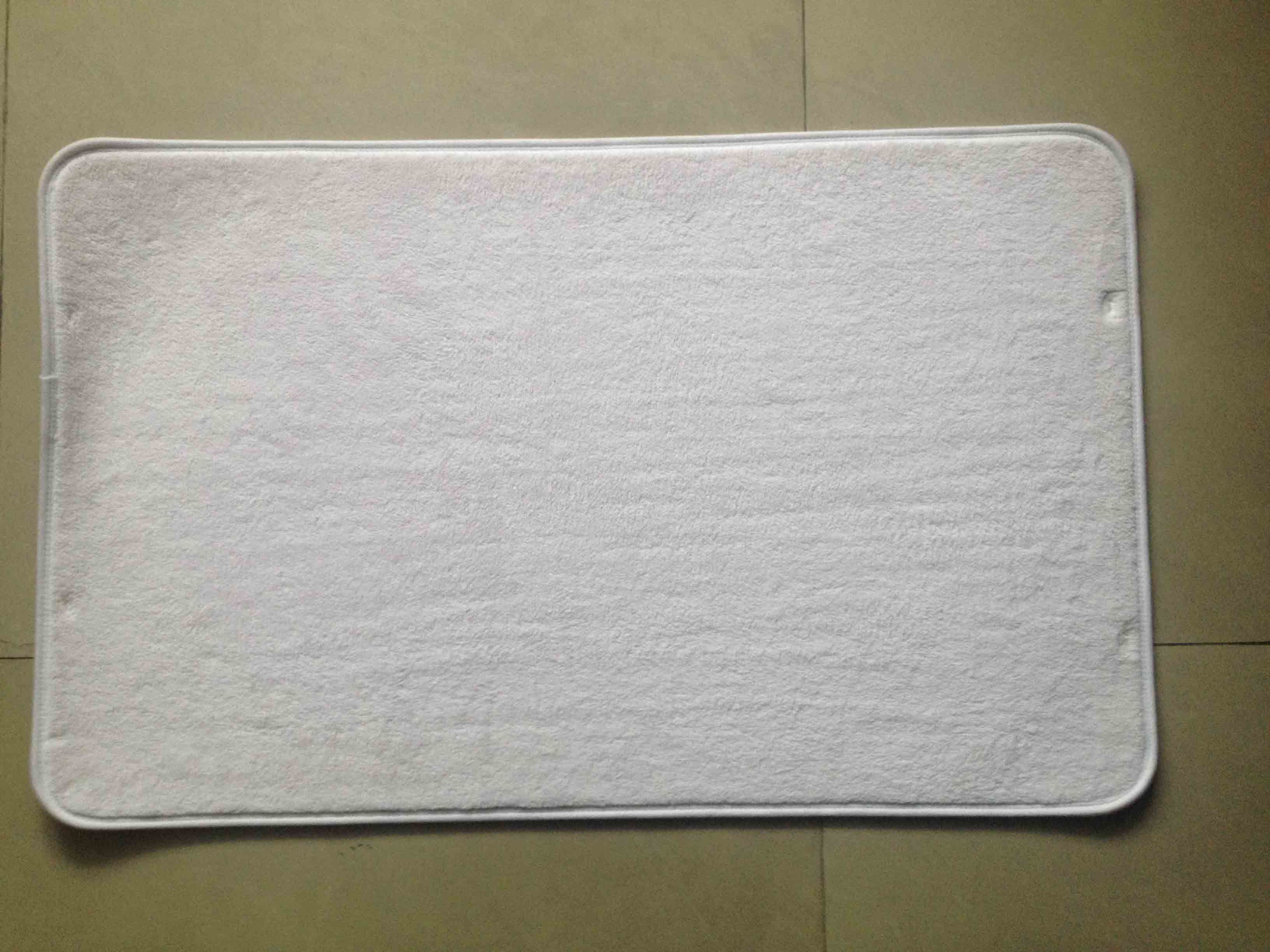 Sublimatable Blank Memory Foam Floor Mat