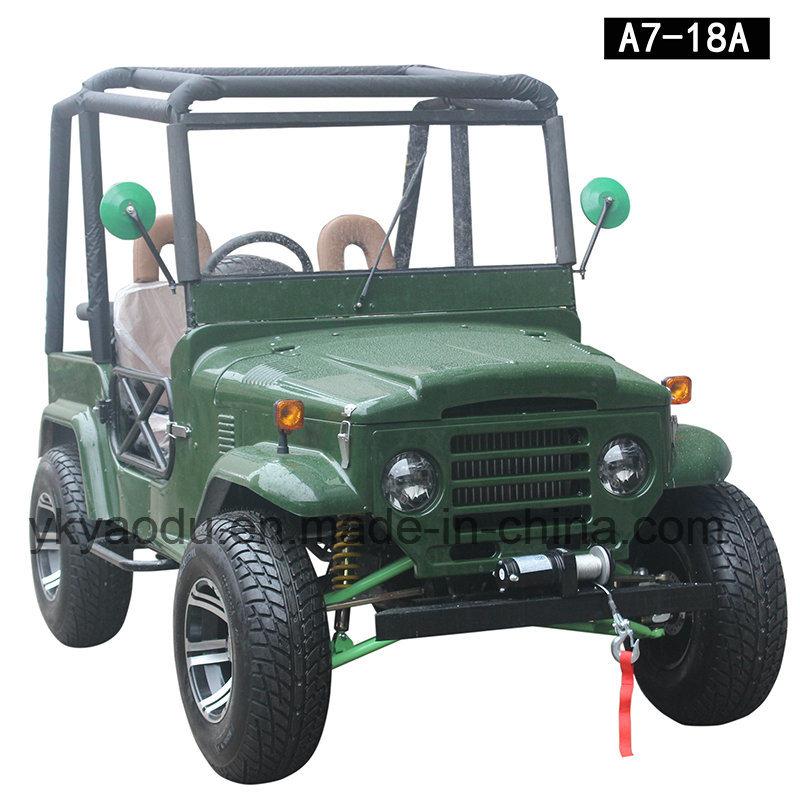 New 250cc Jeep ATV Quad