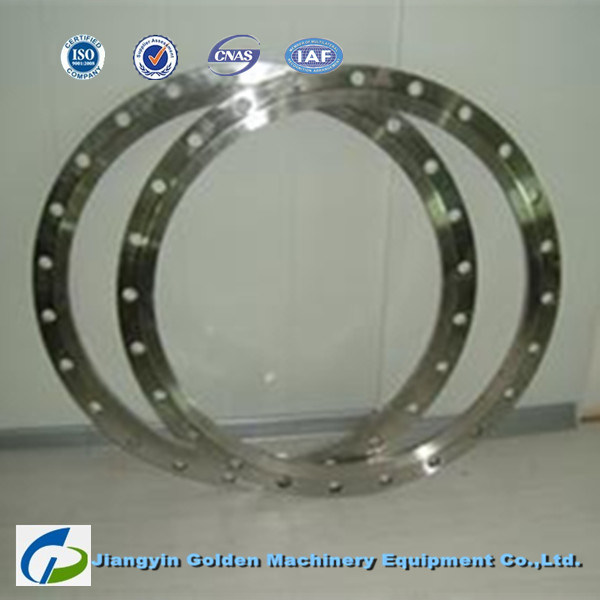 DIN 1045 Carbon Steel Forged Blade Flange