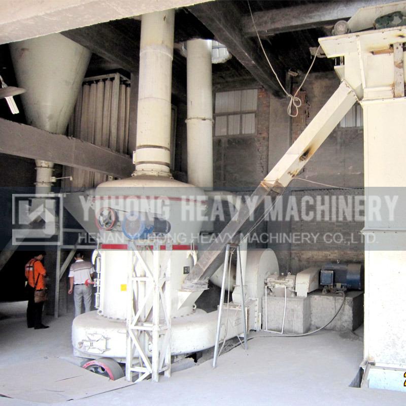 2016 Yuhong Big Capacity Mtw Pulverizer for Coal