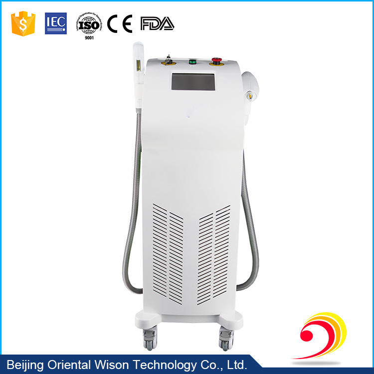 4 in 1 IPL Shr RF Elight ND YAG Laser Hair Removal Tottoo Removal