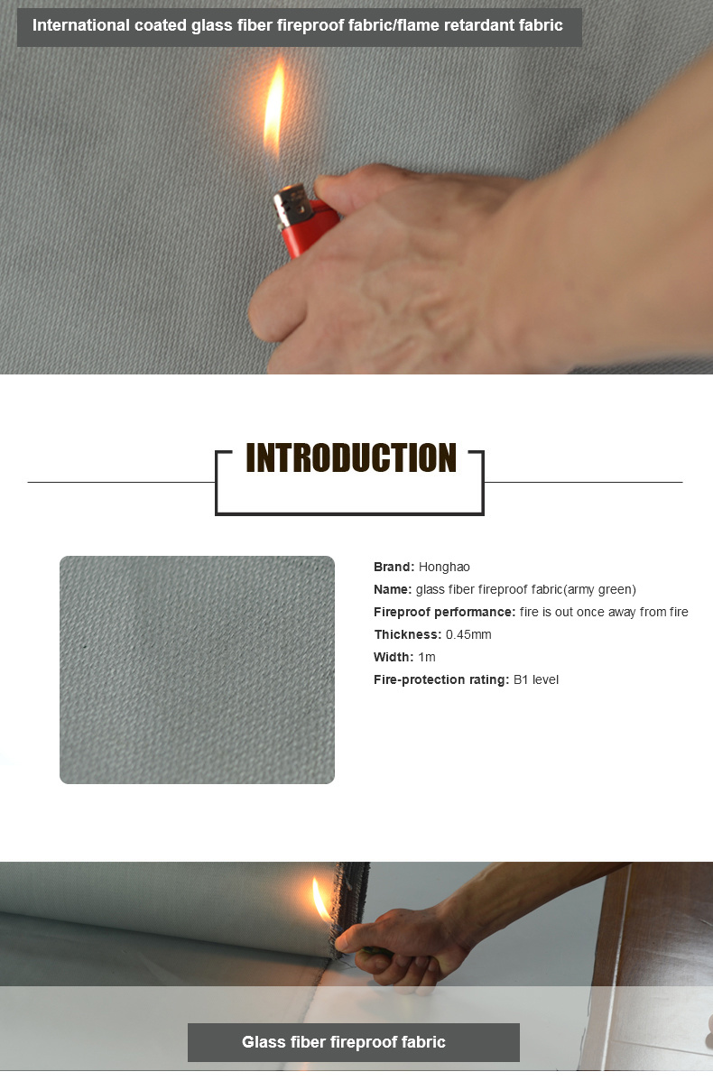 Fireproof/Waterproof Canvas Plastic Tarpaulin/Tarp for Awning Tent