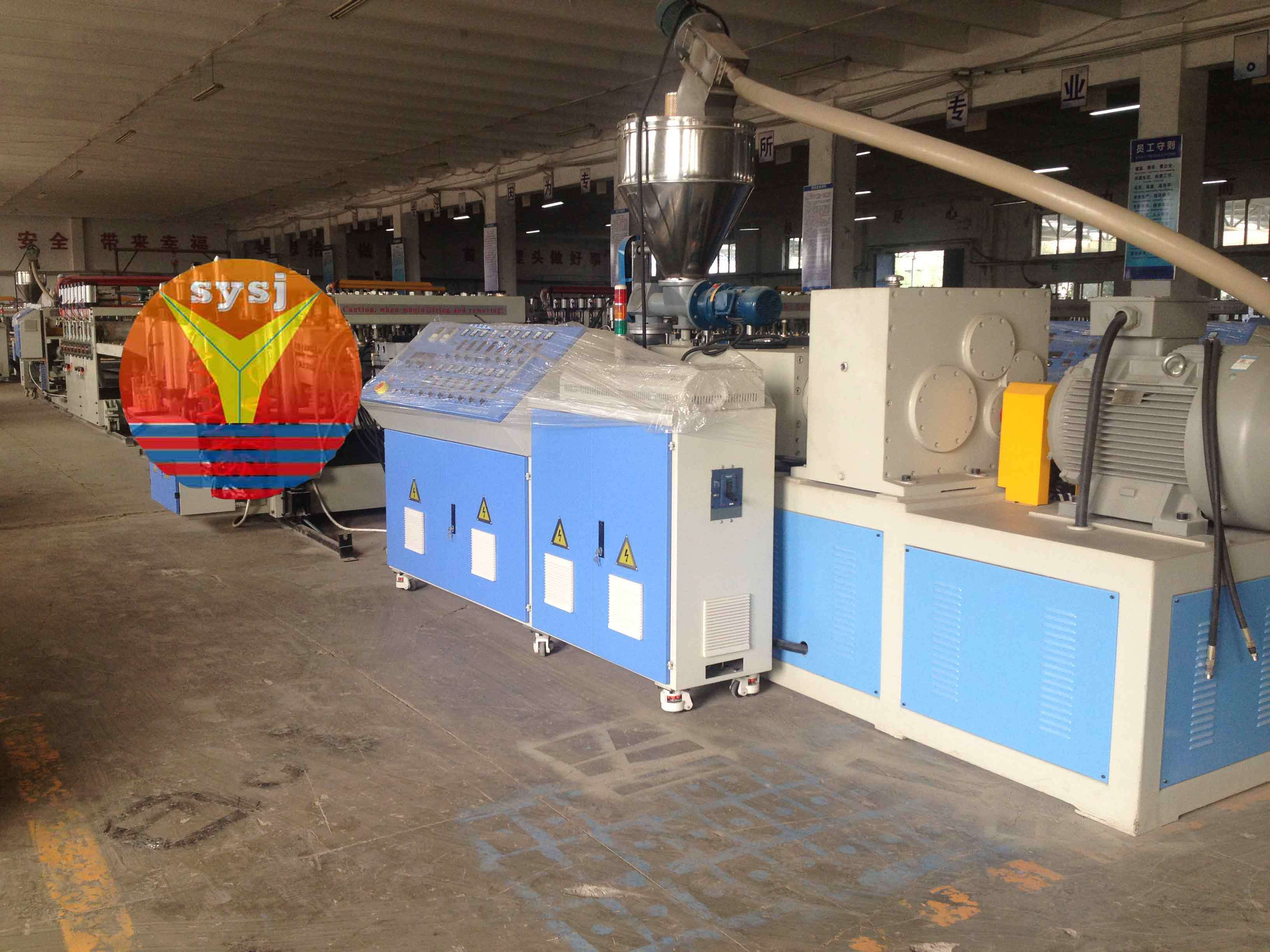 PVC Foam Board Extruder Machine for Advertise and Furniture