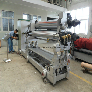 Calender Machine for Pattern Glass