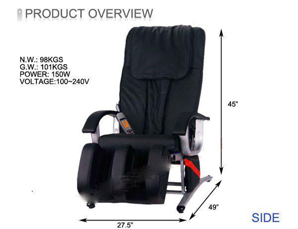 Chair massage cushion massage pillow tme001 china massage chair