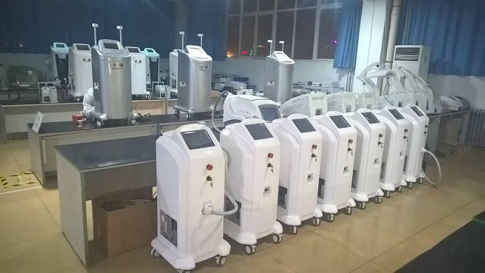 High quality professional beauty salon equipment 808nm diode laser hair removal for sale