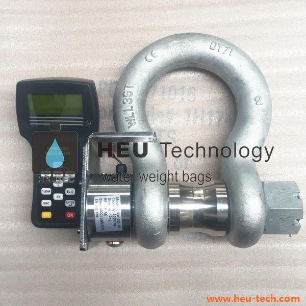 Wireless Marine Load Cell Shackles