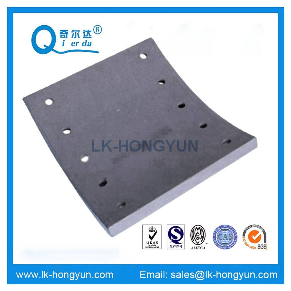 BPW 180 Brake Lining 19032 for European Market