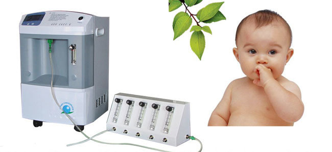 Pediatric (Neonatal) Oxygen Concentrator (JAY-10)