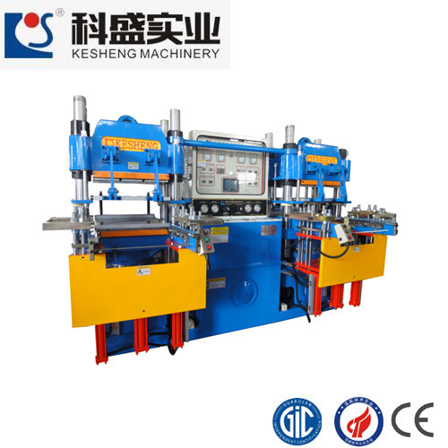 Rubber Press Molding Machine for Rubber Silicone Products (KS250H3)
