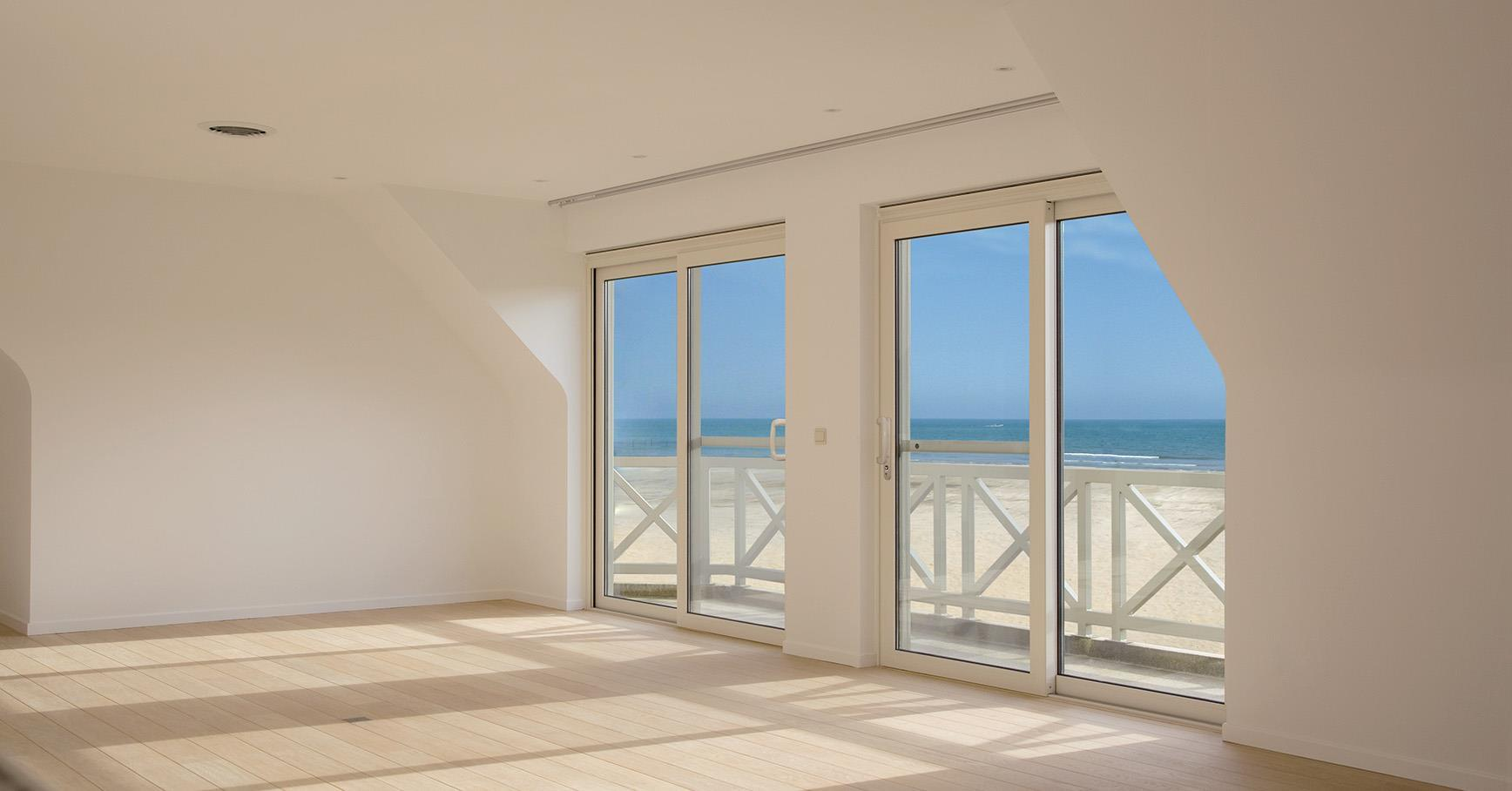 Commercial Aluminum Windows Entry Doors