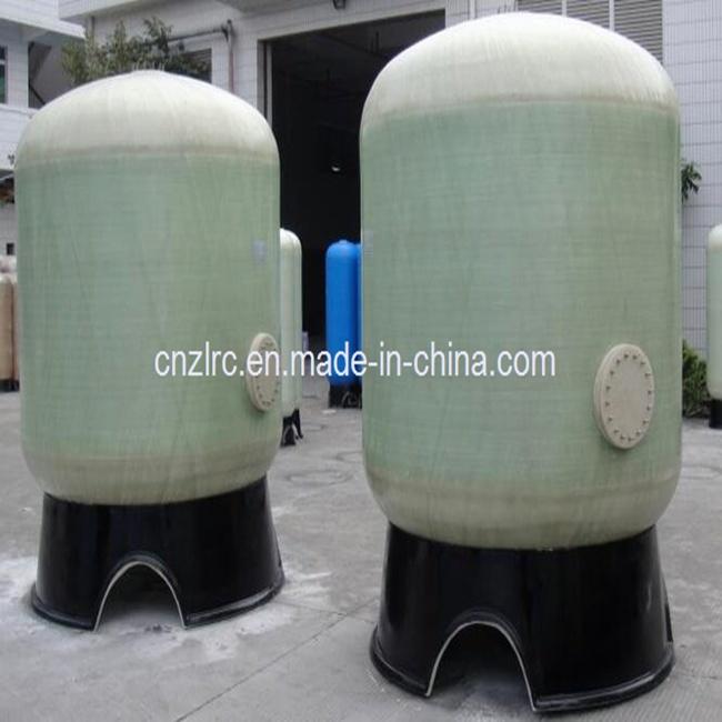 FRP GRP Water Filter Tank Pressure Tank