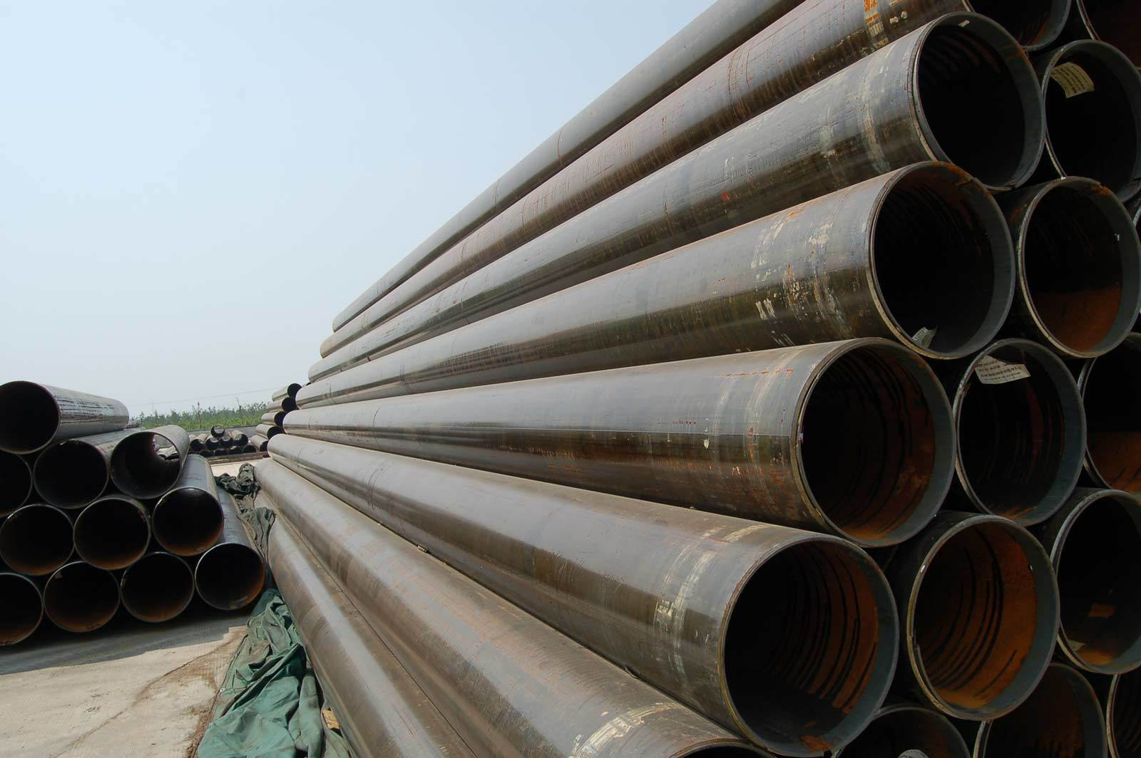 Carbon Steel Welded Pipe API 5L Gr. B