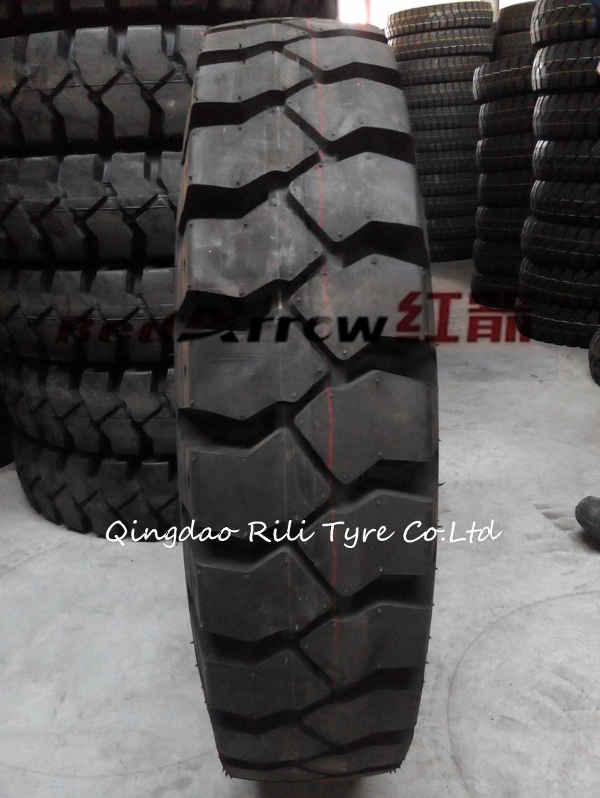 Durable Quality OTR Tyre/ (650-16) / Nylon Bias Mining Tyre