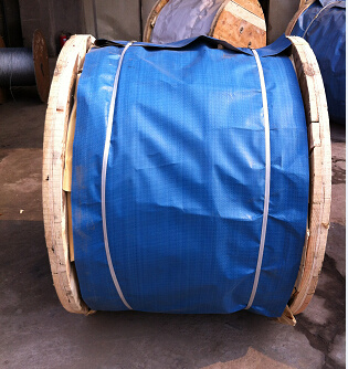 Non-Roating Ungalvanized Steel Wire Rope with Yellow Grease