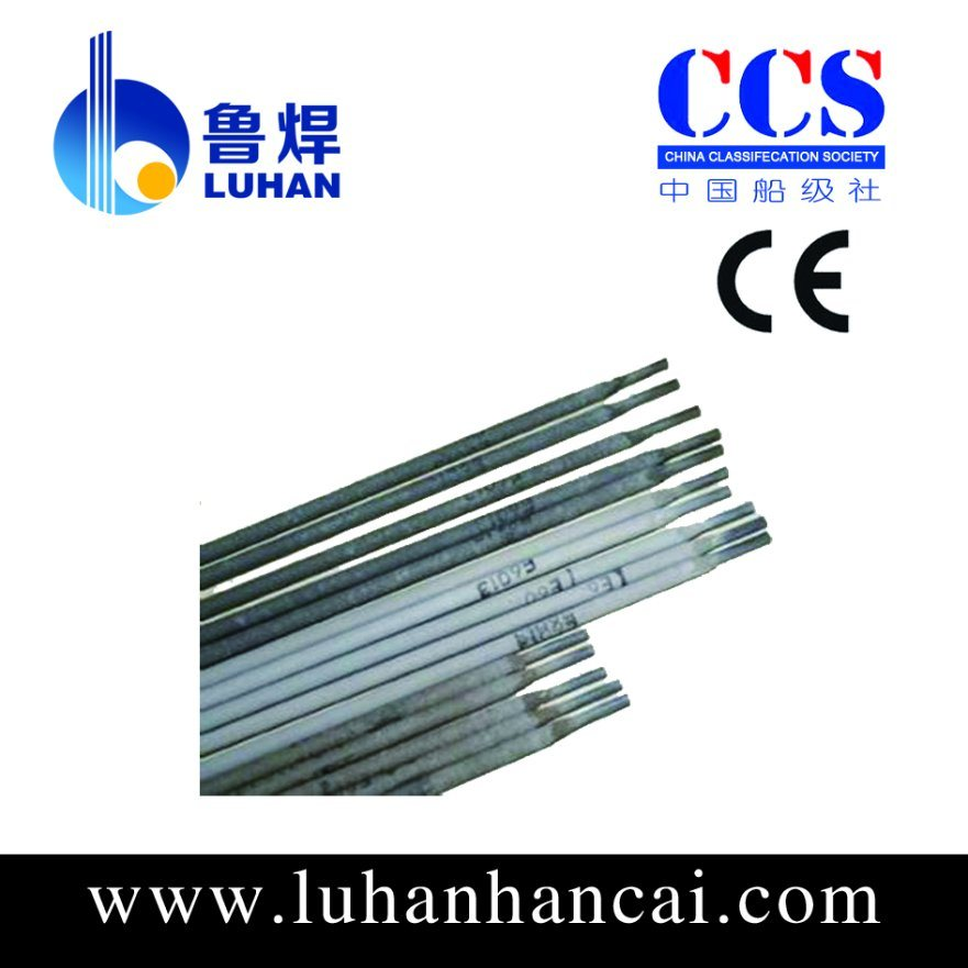 Alloy Steel Welding Electrodes E7018-G with CCS Certificate