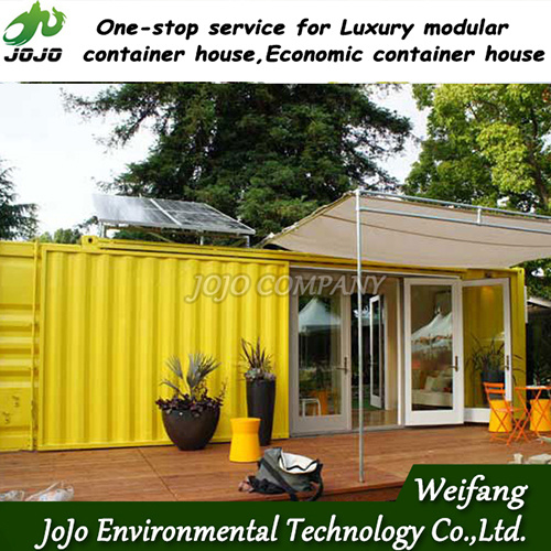 Prefabricated Container Home for Sale (can be customized)