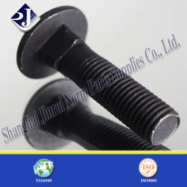 DIN603 Mushroom Head Gr4.8 Carriage Bolt