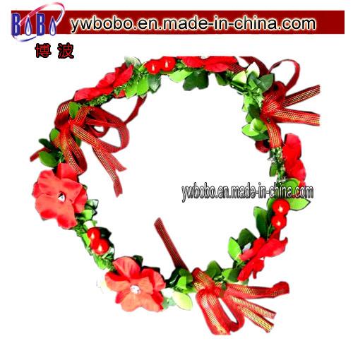Fashion Jewelry Elastic Bohemian Headband with Flower (W1011)