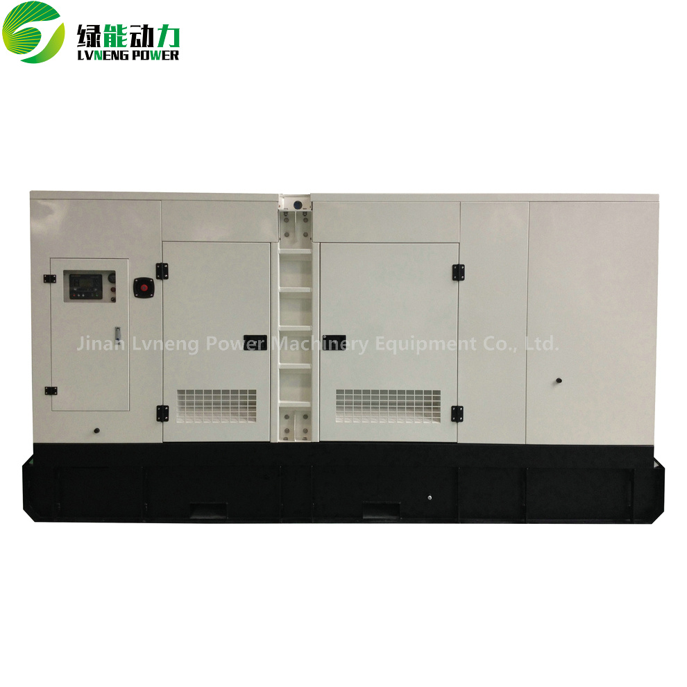 Brand New Open /Silent Type Diesel Generator Set Made in China