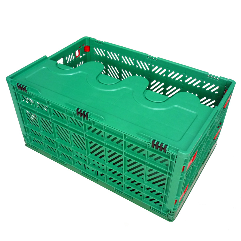 Plastic Collapsible Colorful Storage Tool Box Basket Cheap Tool Kit
