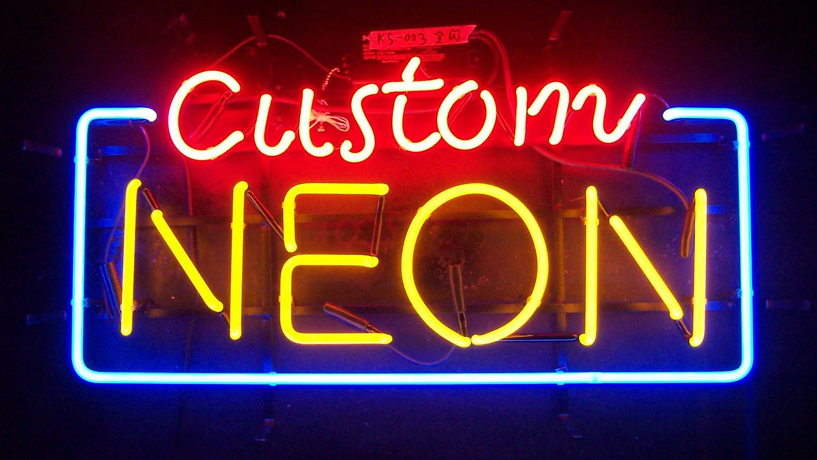 China Custome Beer Neon Sign - China Neon Signs, Customed Sign