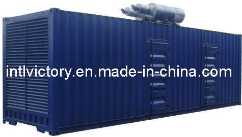 China Generator Set (V1100P) Powered by UK Perkins Engine - large