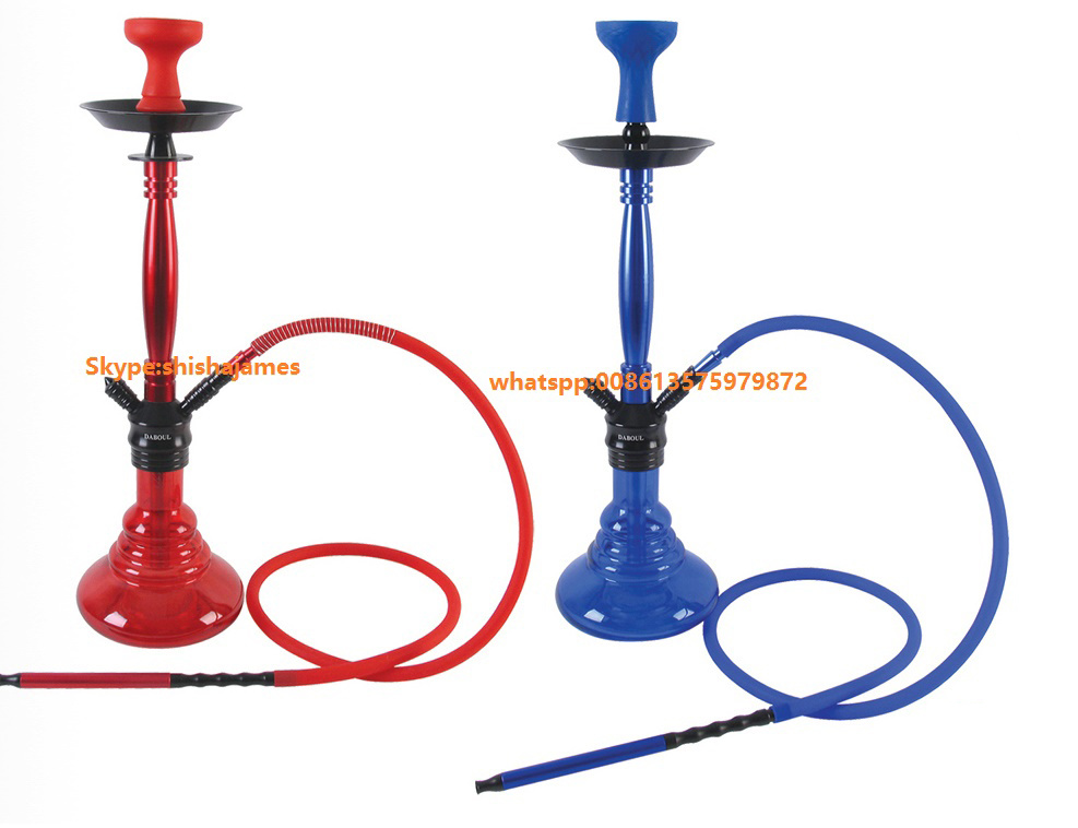 Hot Selling Aluminum Stem Hookah Shisha
