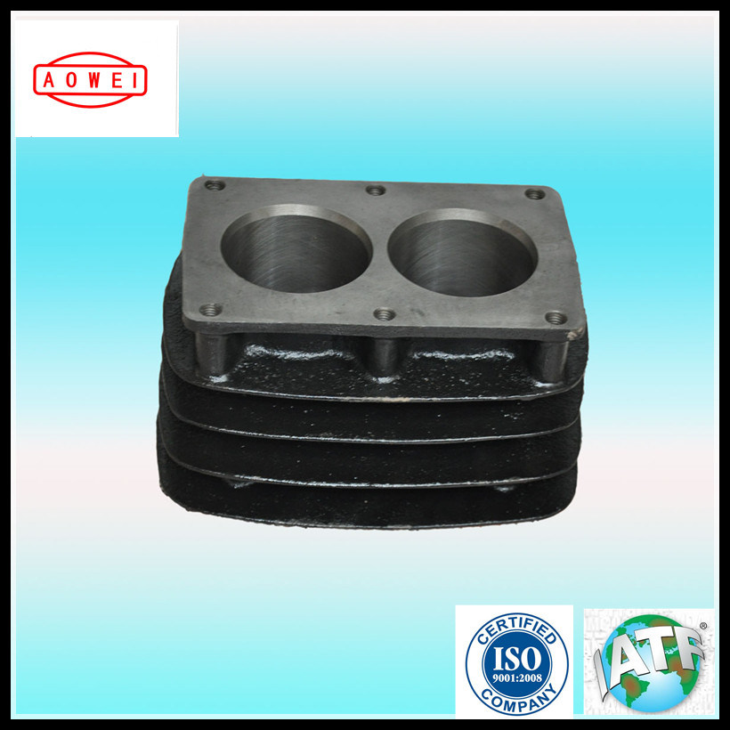 Cylinder Liner/Cylinder Sleeve/Cylinder Head/Cylinder Blcok/for Truck Diesel Engine/Hardware Casting/Shell Casting/Awgt-004
