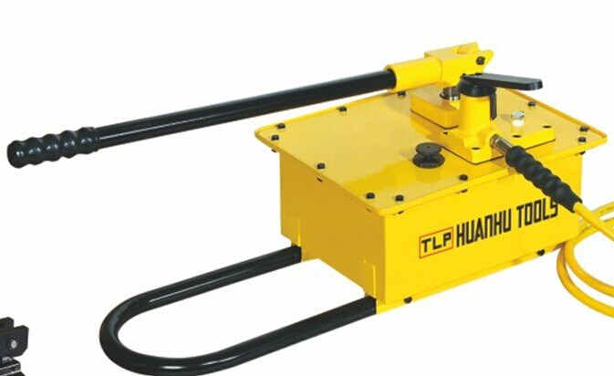 Large Oil Capacity Hydraulic Hand Pump (HHB-7000)