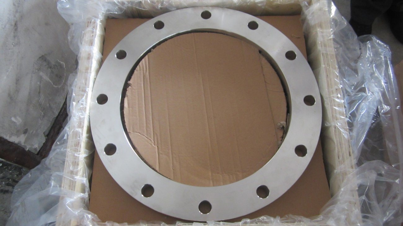 China wnr flange welding neck raise face ring