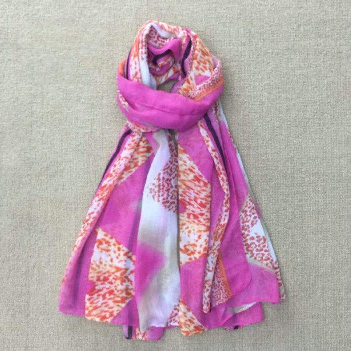 Wholesale fashion Leopard Print Long Scarf Women