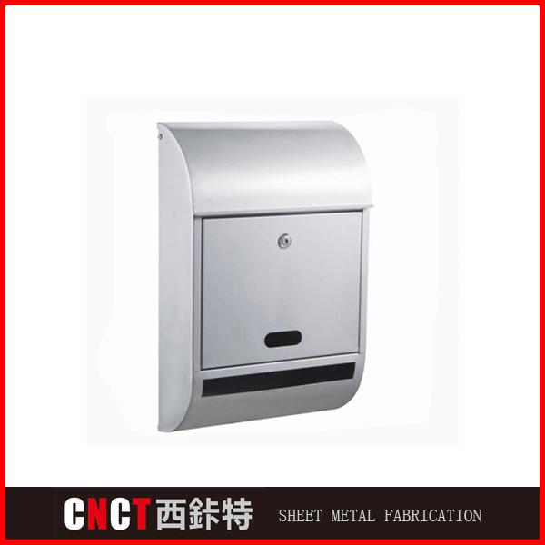 Novel Design Beautiful Bush Surface Treatment Mailbox