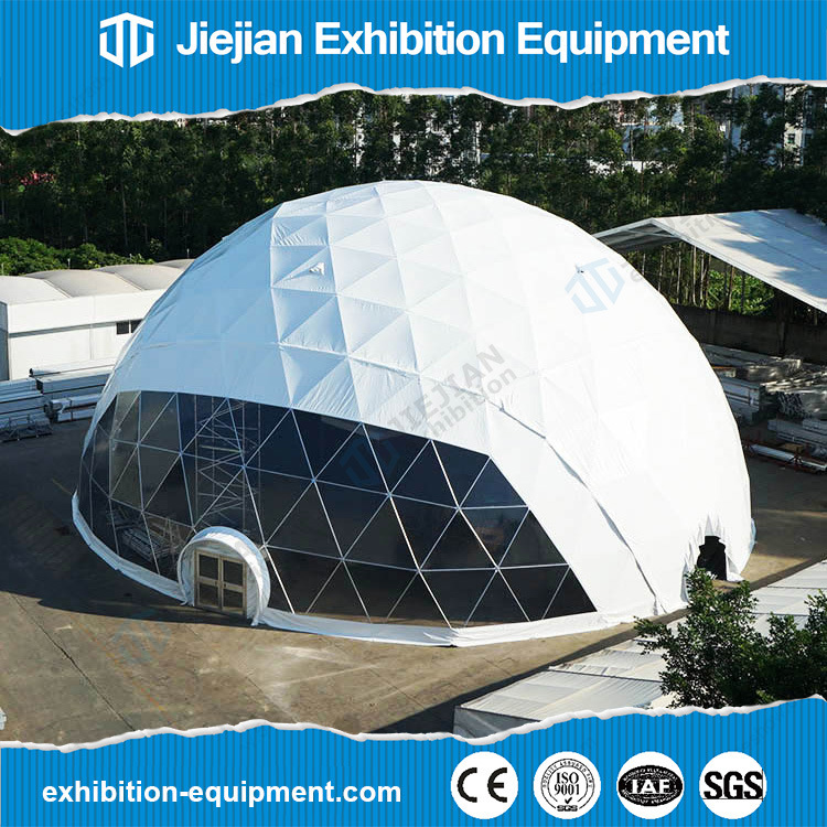 25m Geodesic Dome House Tents for Sale
