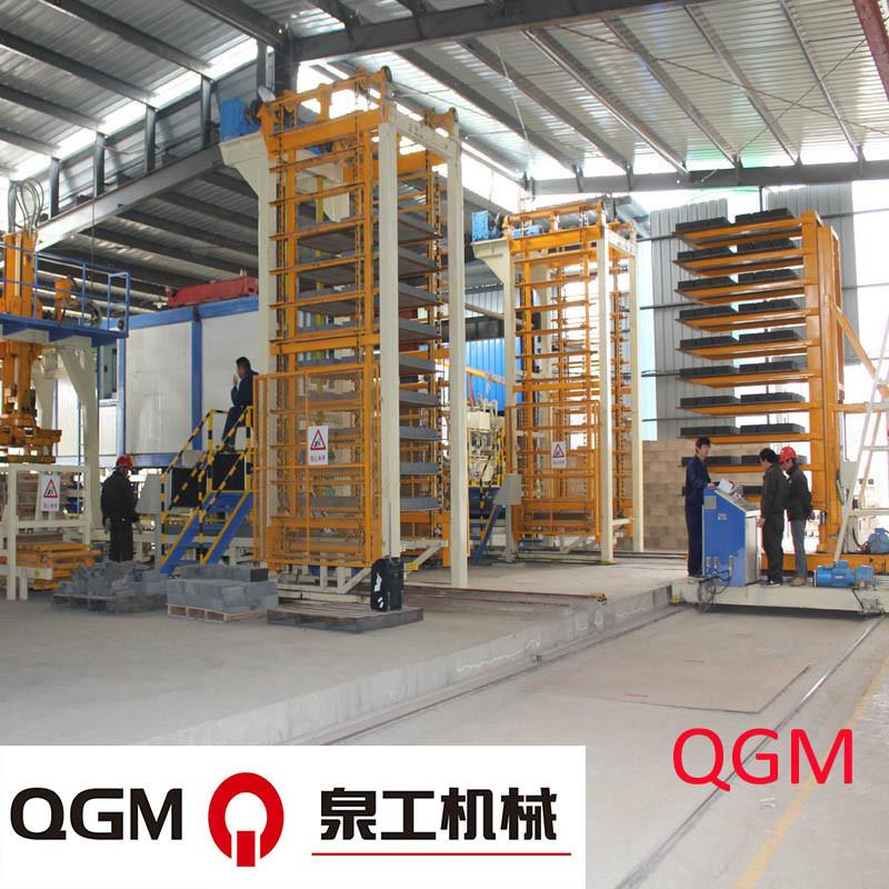 QGM Concrete Block Machinery (QT10-15)