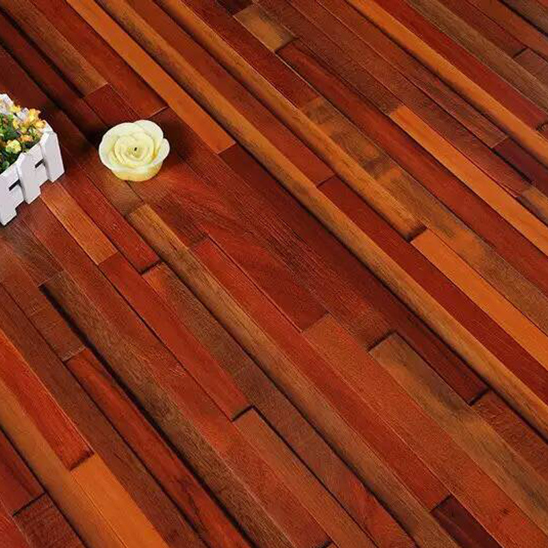 Fashion Modern Color Strips Laminate Flooring