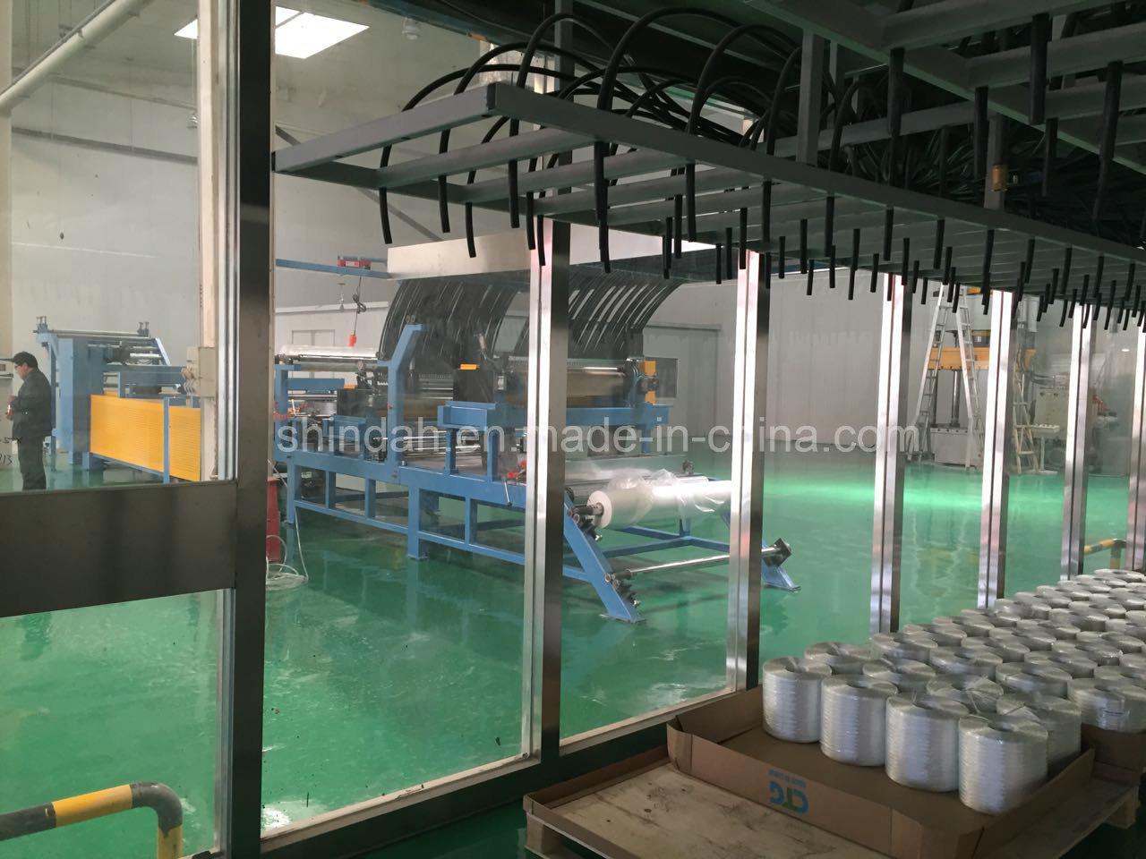 SMC Prepreg Production Line/SMC Machine