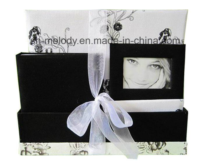 Equisite Scrapbook Kit/Photo Frame/Photo Album Kit for Wedding & Room Decoration