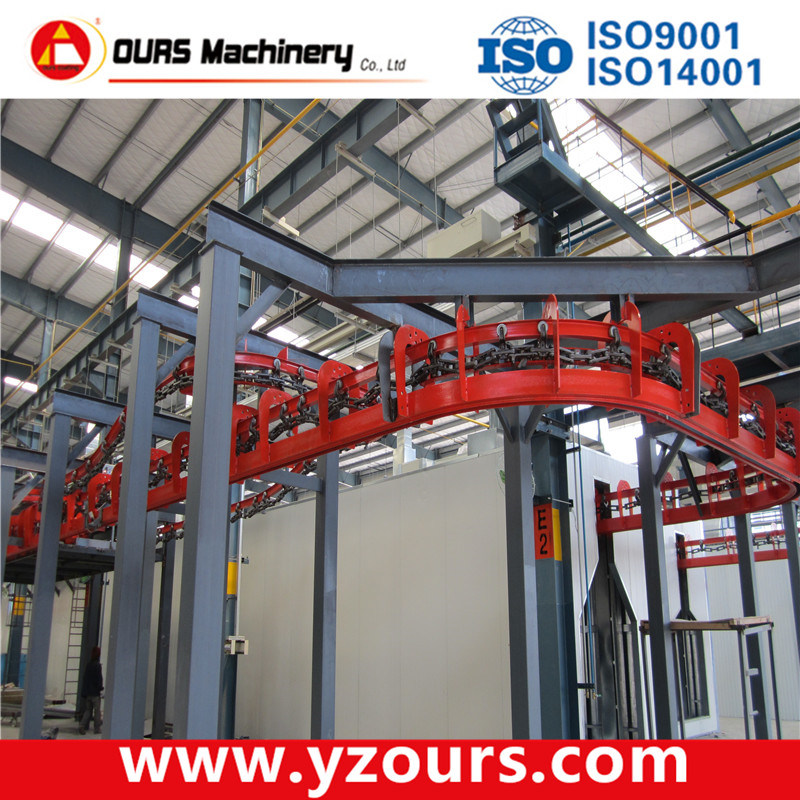 Industrial Automatic Conveyor Machines