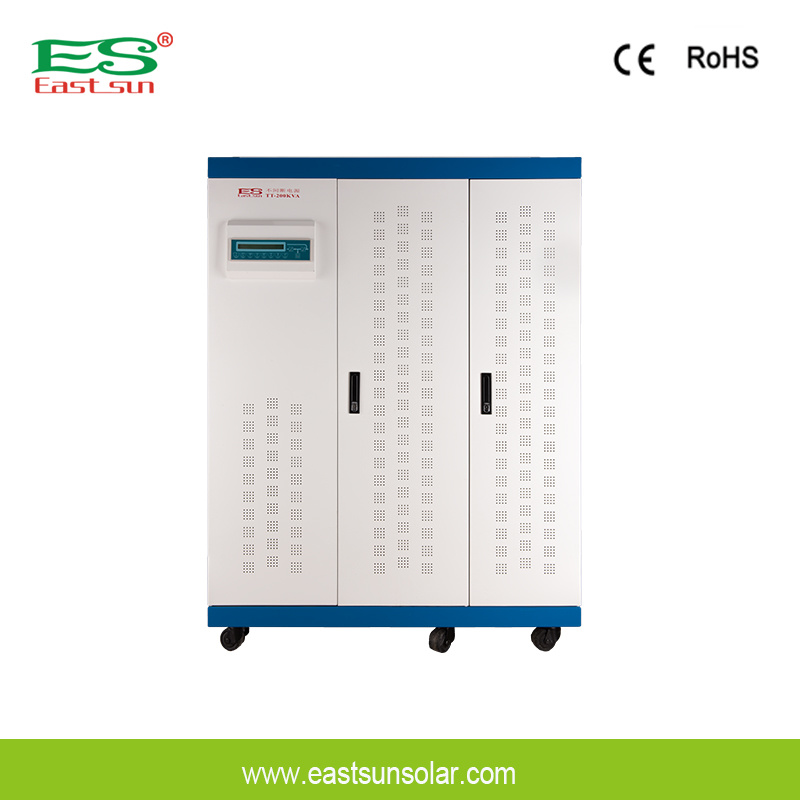 100kw 120kw 150kw Pure Sine Wave 3 Phase Solar Inverter Price