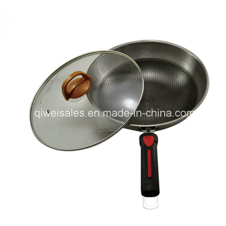 Stainless Steel Wok Cookware (QW-SH-1)
