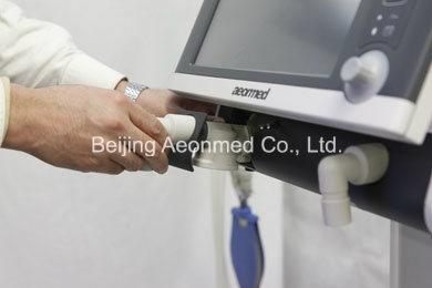ICU Ventilator Shangrila590p Touch Screen with CE Certificate