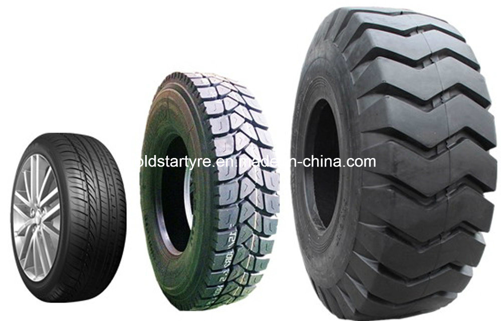 Chinese Tyre, Brand Tyre, Radial Tyre TBR, OTR, PCR