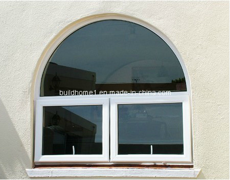 Fire Resistant Insulated Double Glass Aluminium Windows