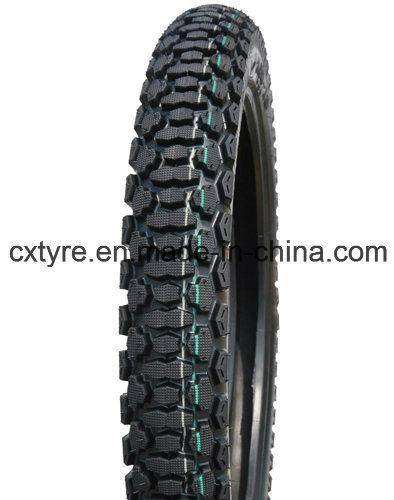 High Strength Motorcycle Tire / Motorcycle Tyre 30000 Kilometres Guarantee